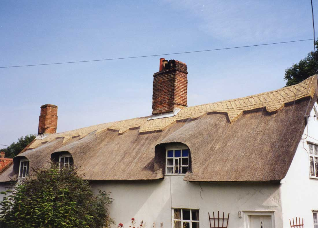 Thatched Cottage in Benhall
