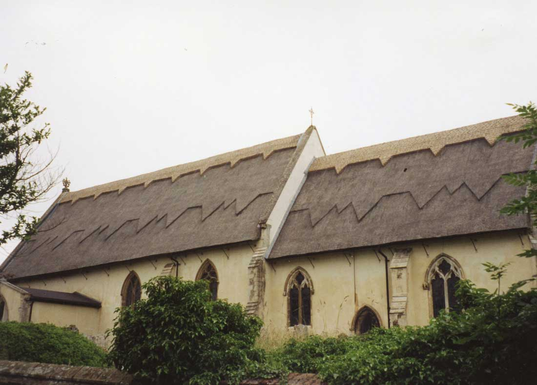 Bramfield Church