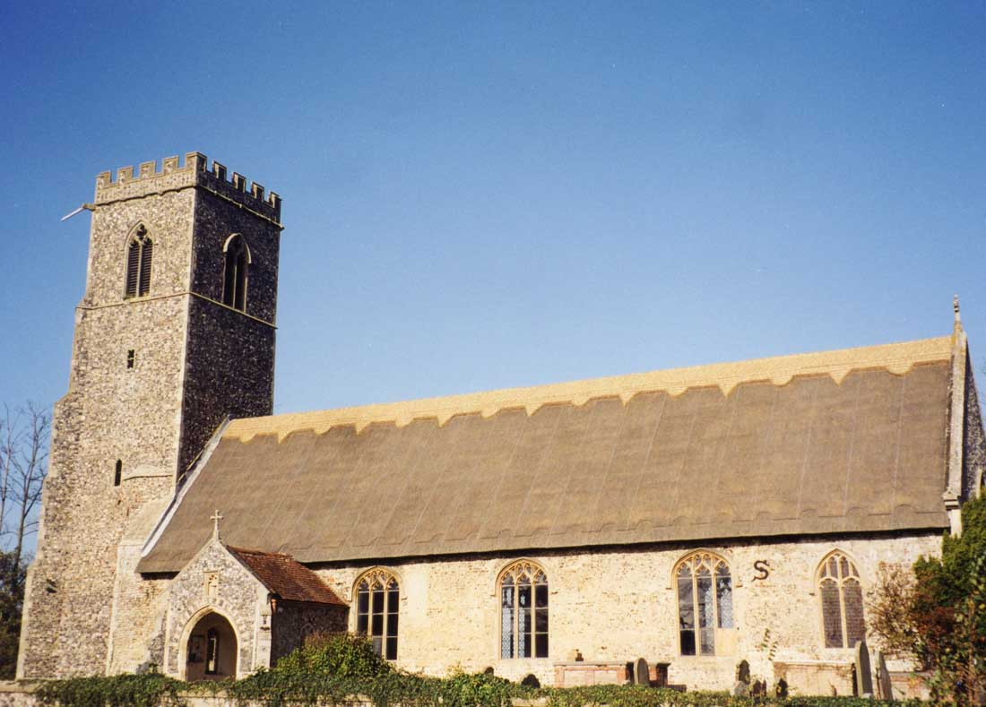 Henstead Church