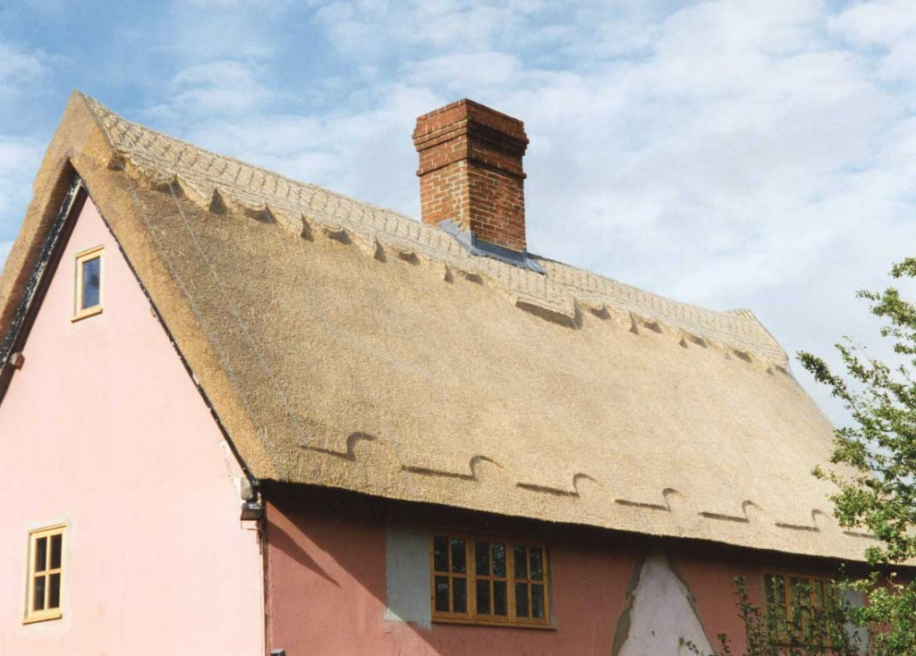 Thatched cottage in Peasenhall